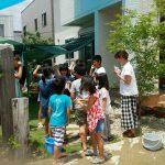 ECCジュニア三田川教室 夏祭り じゃんけんECCジュニア三田川教室 夏祭り じゃんけん