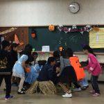 ECCジュニア三田川教室 ハロウィンパーティー
